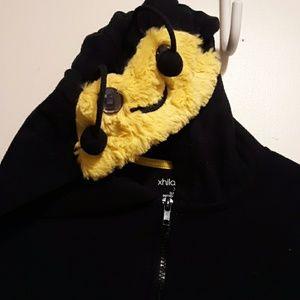 Bee Halloween Costume/ PJS Fleece Onesie